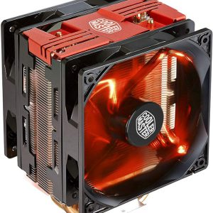 מאורר למעבד Cooler Master Hyper 212 led Turbo Red