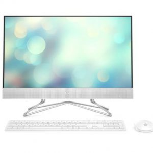 מחשב נייח HP AIO 23.8 8GB 256NVME i5-1035G1 DOS WHITE 1Y