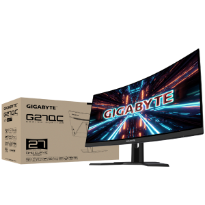 מסך מחשב Aorus 27 VA 165Hz Curved 1ms 2K 2560X1440