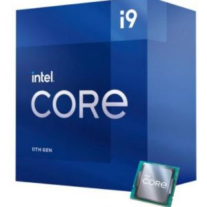 מעבד INTEL Rocket Lake Core i9-11900 BOX LGA1200 16MB 65W