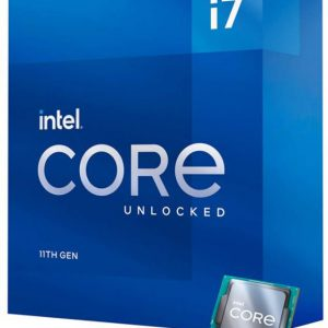 מעבד INTEL Core i7-11700K 3.6Ghz LGA1200 16MB BOX